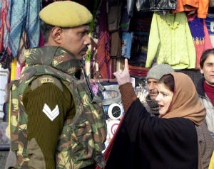 India to Cut Troops in Kashmir