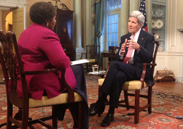 Kerry Says Nigerian Offensive to Rescue Schoolgirls 'Risky'
