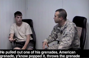 American Soldiers Accused of Shooting Afghans for the Hell of It