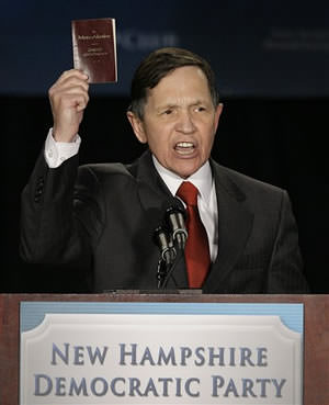 Kucinich Files Complaint Over Debate Exclusion