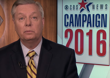 Don't Be Fooled: Lindsey Graham and the GOP Establishment Are Just as 'Crazy' as Trump