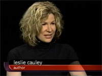 Leslie Cauley on Charlie Rose