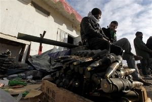 Libyan Rebels Chased From Eastern Town
