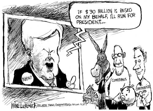 Gingrich supporters