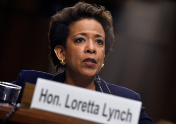Attorney General Loretta Lynch Takes Herself Out of Running in Search for New Supreme Court Justice