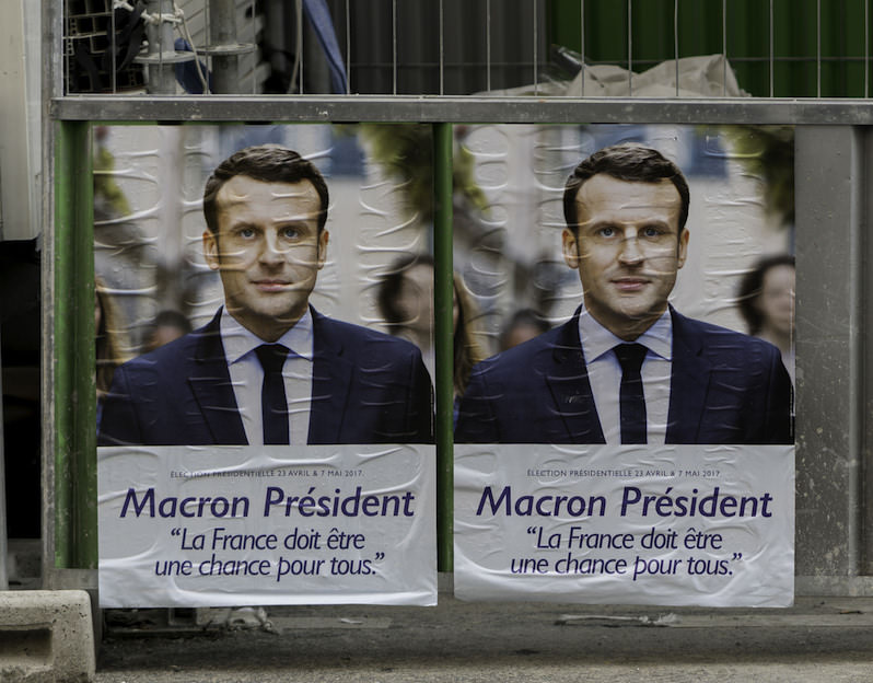President Macron's Party Dominates French Parliamentary Vote