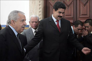 Was the Venezuelan President Banned From Flying Over U.S. Territory?