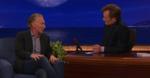 Bill Maher on 'Conan': Obama Not First Gay President