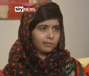 Malala Yousafzai Vows to Keep Fighting in First Interview After Taliban Attack