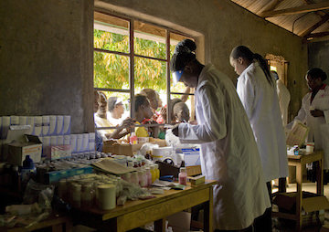 World's First Malaria Vaccine Approved