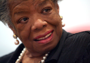 Renowned Poet and Civil Rights Activist Maya Angelou Dies at 86