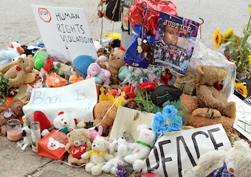 Justice Department-Sponsored Autopsy Calls Michael Brown's Death a 'Homicide' (Video)