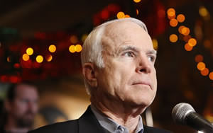 What John McCain Should Know