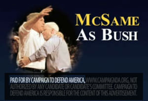 The Money Behind the Anti-McCain Ad