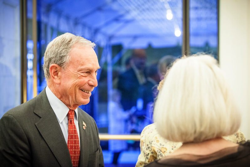 Michael Bloomberg's Possible Entry Into the Race for President Is No Surprise