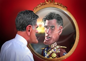 Not a Gaffe, but the Real Romney