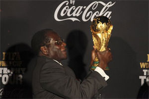 Rights Groups Give FIFA a Yellow Card