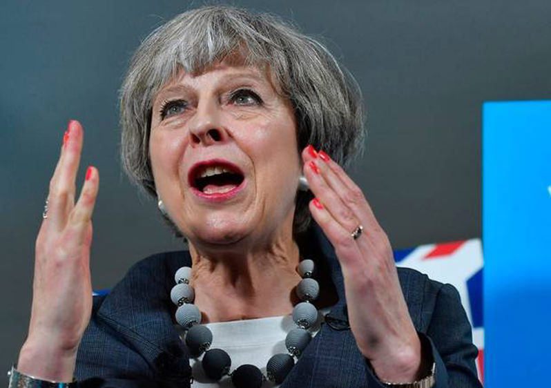 Take Heart, Progressives: Theresa May Is Putting a Nail in the Coffin of the U.K. Right Wing