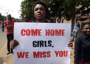 Nigerian Parents Say Boko Haram Video Confirms Worst 'Fears' About Abducted Girls