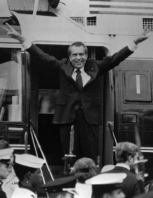 Richard Nixon at 100: The Man Who Matters