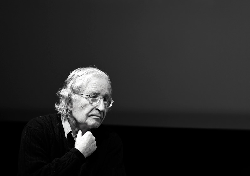 Noam Chomsky Looks at How the System Is Rigged to Ensure That Corporations Always Win