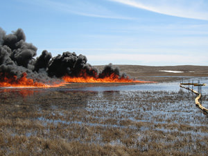 How Much Oil Spilled on North Dakota? No One Knows