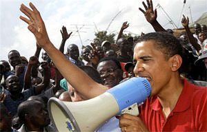 Obama to Seek to End Africa's Conflicts