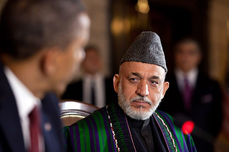 Obama Counters Karzai With Troop Withdrawal Move in Security Pact Standoff