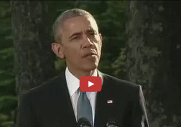 Obama: There Will Be No Mideast NATO, but the U.S. Is Committed to the Security of Arab Gulf States