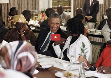 Obama in Kenya: Why the Horn of Africa Matters to Geopolitics (Video)