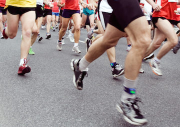 Study Claims Too Much Running Can Be Bad for You