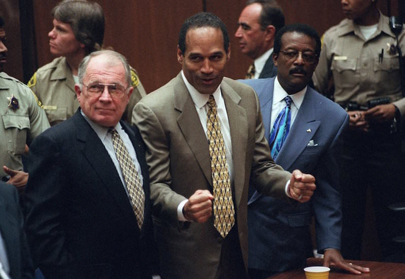 Lessons From the O.J. Simpson Case for the Presidential Race and the Nation's Racial Divide