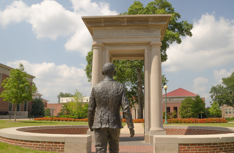 Mississippi Yearning: Students Hope to Remove an Old and Odious Symbol