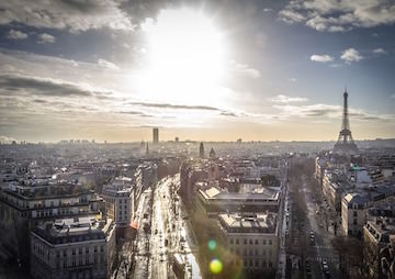 Paris to Ban Cars for a Day