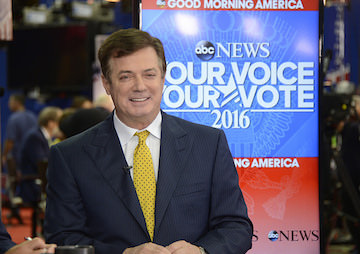 Paul Manafort's Real-Estate Deals Reportedly Probed by New York's Top Cop