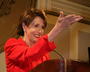 Pelosi Claims 'Great Progress' on Bailout Deal