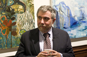 Krugman to Playboy: Economic Crisis 'Doesn't Have to Be Happening'
