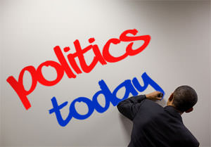 Fiscal Cliff Blame Game, a Hillary Clinton Health Update, and More