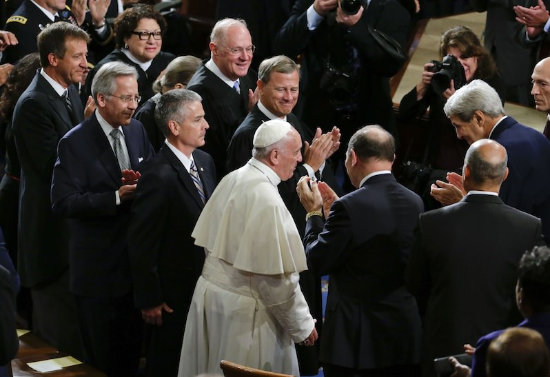 Supreme Court Preview: The Pope Casts a Long Shadow Over the New Term