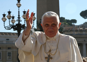 Pope: Homosexuality Is Unnatural