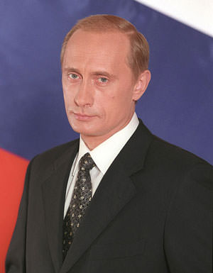 Putin Bags Chinese Peace Prize