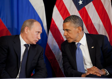 Obama Warns of 'Costs' of Military Intervention in Ukraine; Putin Requests Approval to Send Troops