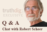 Live Chat: Robert Scheer on Obama's Call for Less Regulation