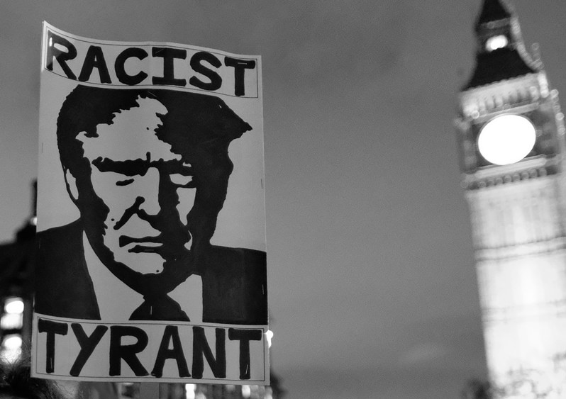 Anti-Trump Sentiment Is Even Stronger in Europe Than in the U.S.