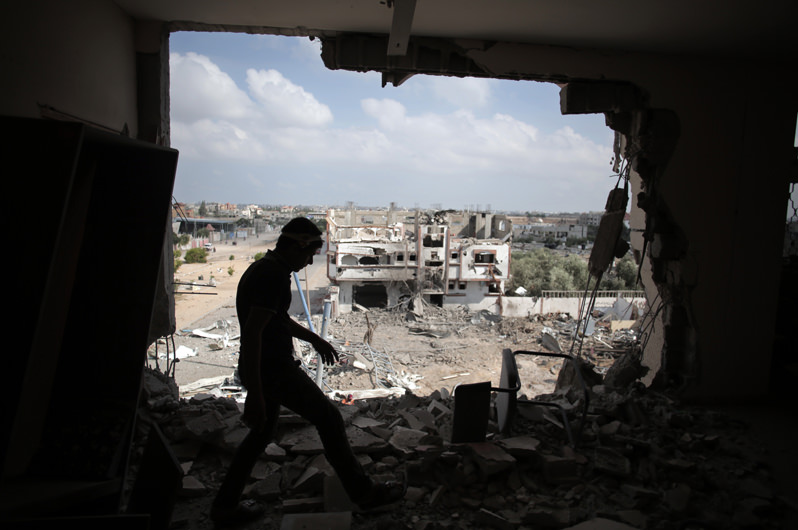 Israel Doesn't Get Geneva Conventions, Still Holding Gaza Civilians Hostage