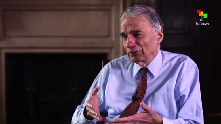 VIDEO: Chris Hedges and Ralph Nader on the Complicity of Bernie Sanders