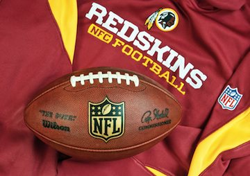 Redskins Run In to Trademark Trouble in Clash Over Name Change