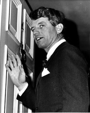 Sequestration Nation, and Remembering Robert Kennedy
