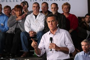 Repackaging Mitt as a Compassionate Conservative? Why It's Too Late