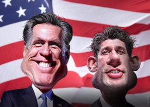 Why Romney and Ryan Are Going Down